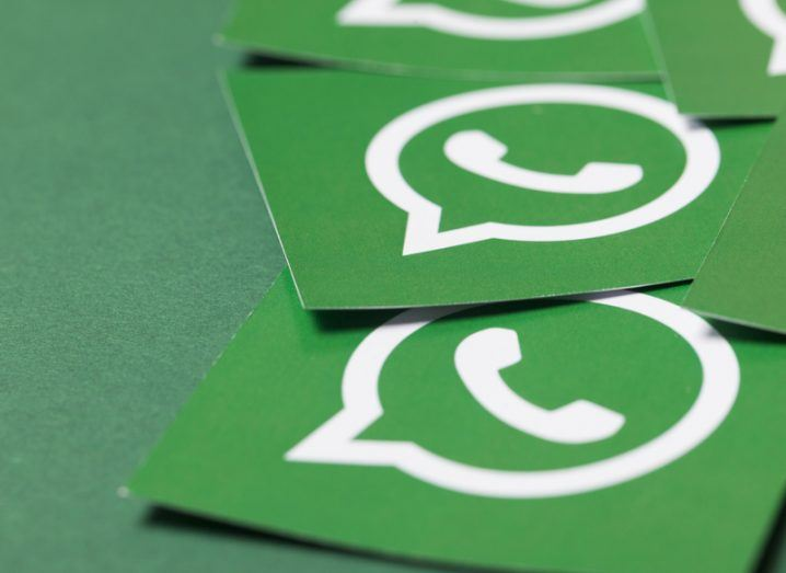 WhatsApp business model