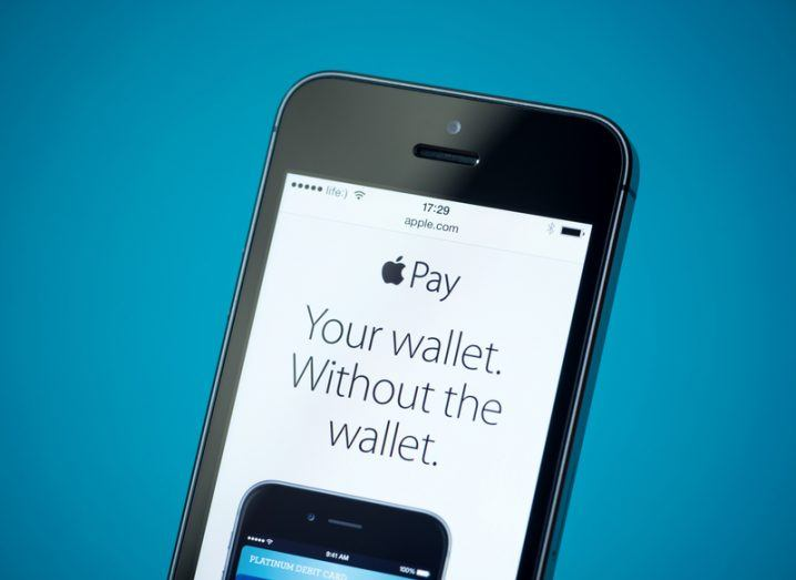 Apple Pay finally arrives in Ireland