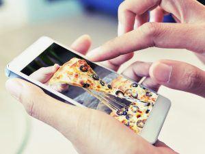 Just Eat: food app