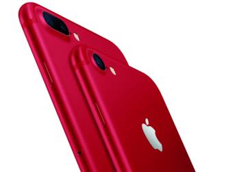 Apple brings out Product (RED) edition iPhone 7 and iPhone 7 Plus phones