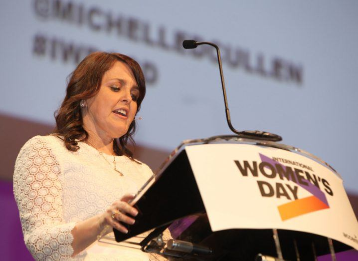 Michelle Cullen, Accenture, International Women's Day