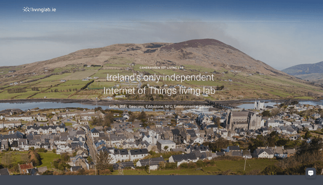 LivingLab.ie – Part of the Google Adopt a Startup programme 2017