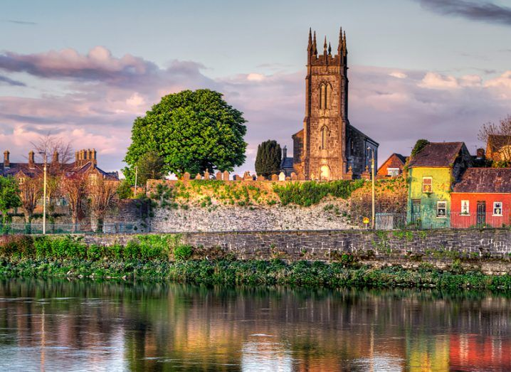 Limerick emerges as just one of the key locations in Ireland's connected IoT ecosystem. Image: Patryk Kosmider/Shutterstock