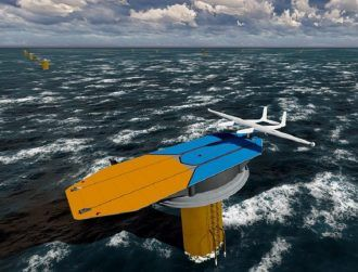 Autonomous wind energy drones could soon deploy off Mayo coast