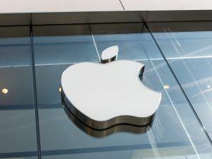 Imagination Technologies: Apple logo