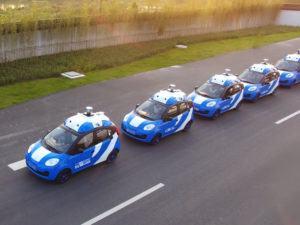 Baidu, Autonomous vehicles