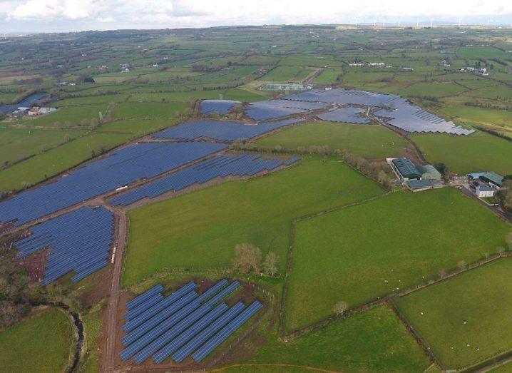 Bann Road solar farm