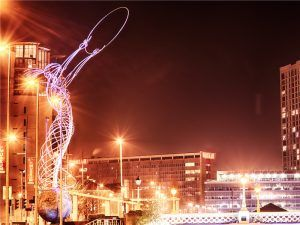 Magnificent age of machines returns to Belfast as an IoT hackathon
