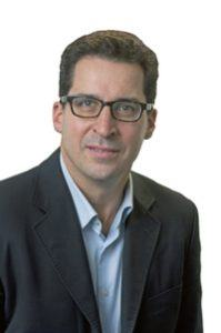 William Fenick, strategy and marketing director, financial services, Interxion