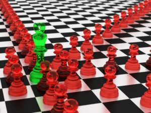Botnet's such as Mirai rely on overwhelming numbers for attacks. Image: BeeBright/Shutterstock