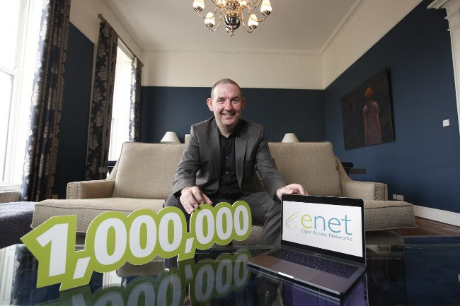 Enet claims 1m end users now connect across its networks