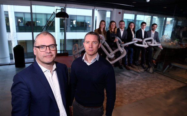 Deloitte's Dublin lab is in the middle of a blockchain reaction