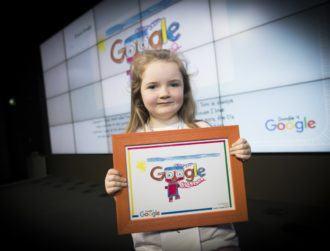 Adorable 'My Happy Robot Tom' named Irish Doodle 4 Google winner