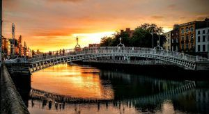 Dublin. Image: John Reilly /Shutterstock