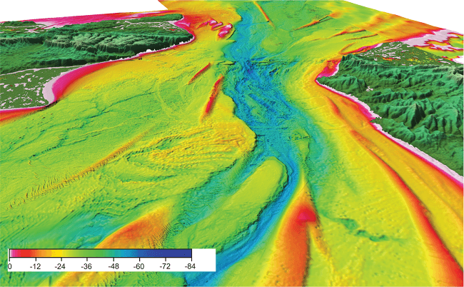 English Channel geology