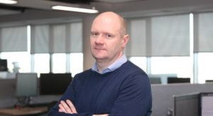 Felim O'Donnell, head of operations, Liberty IT