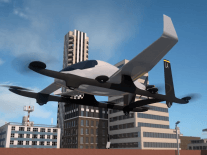 Uber plans to begin testing flying taxis in two cities by 2020