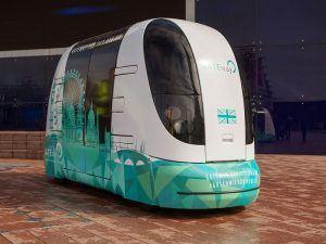 Autonomous bus