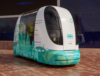 New autonomous bus to take first passengers through London