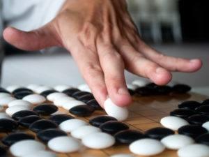 Go. Image: Saran Poroong/Shutterstock
