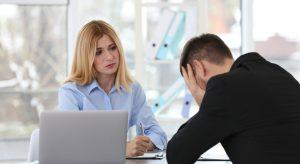 Employees speak freely to HR