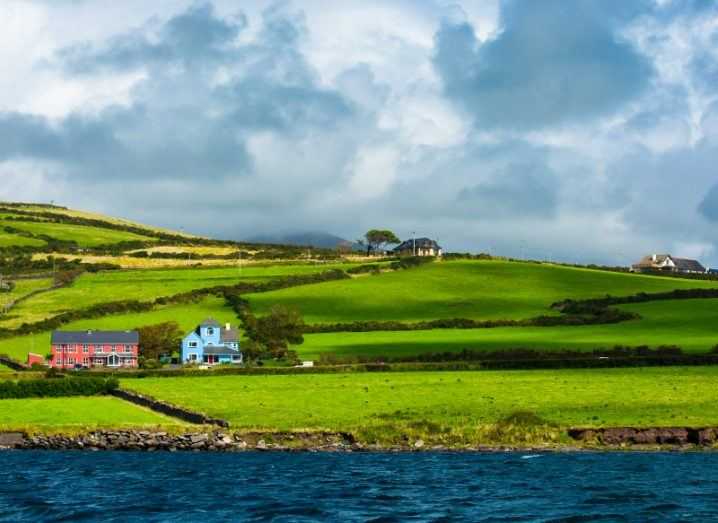 Ireland's Atlantic coast. Image: grafxart/Shutterstock