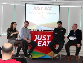 Just Eat CTO: 'We are at the beginning of the disruption of food technology'