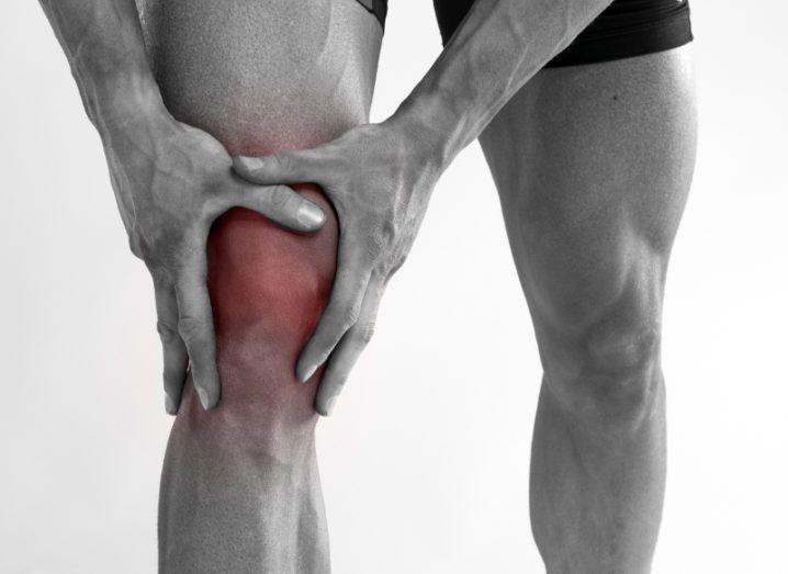 Knee injury. Image: Elena Kharichkina/Shutterstock