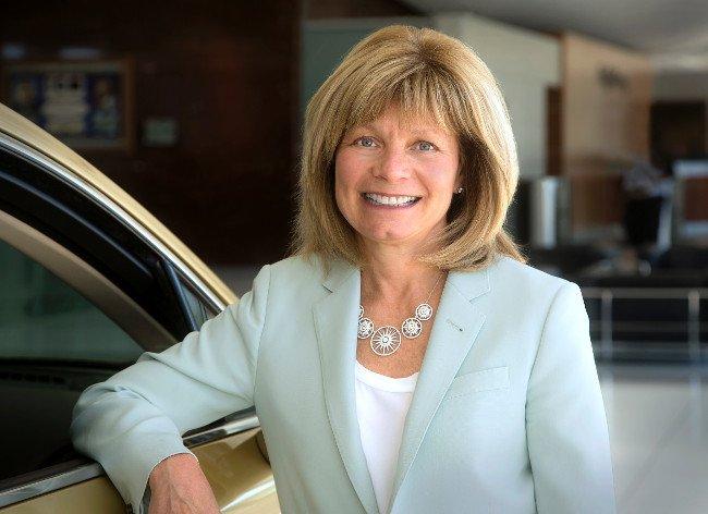 Marcy Klevorn, CIO, Ford