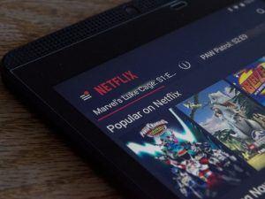 Netflix. Image: Paul Stringer/Shutterstock