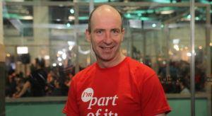 Pat Moran, cybersecurity partner, PwC. Image Connor McKenna