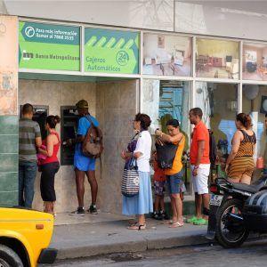 ATM Cuba