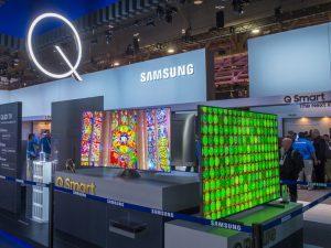 Samsung. Image: Kobby Dagan/Shutterstock