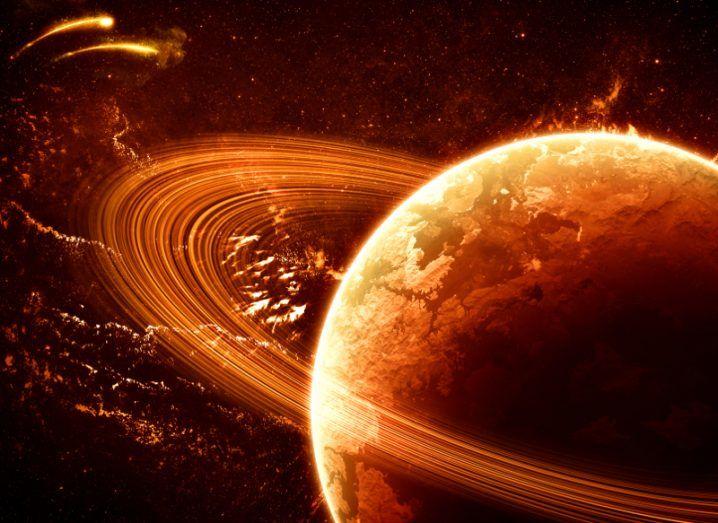 Saturn. Image: Aphelleon/Shutterstock