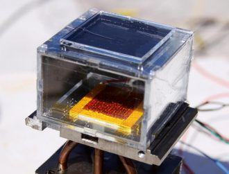 New device can turn air into water using only the power of the sun