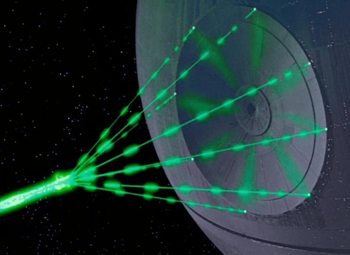 Star Wars Superlaser