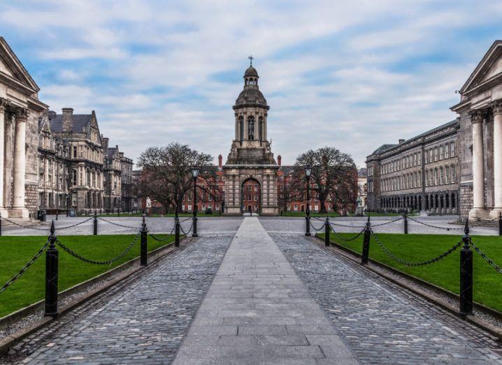 Trinity College Dublin. Image: Marc Lechanteur/Shutterstock
