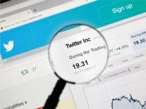 Is Twitter finally finding out how to make a profit? Not quite