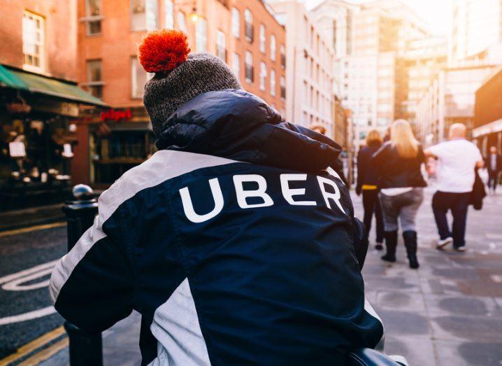 Uber jacket