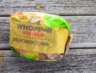 OK Google, did Burger King just give you a flame-grilled burn?