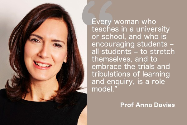 Prof Anna Davies, RIA member