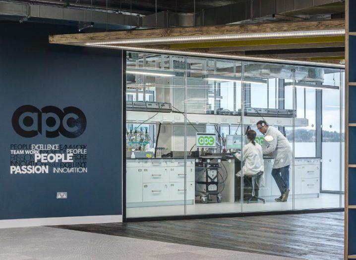 APC Technologies' bio lab. All images: APC Technologies