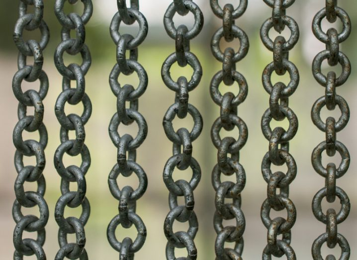 Chains. Image: beejung/Shutterstock
