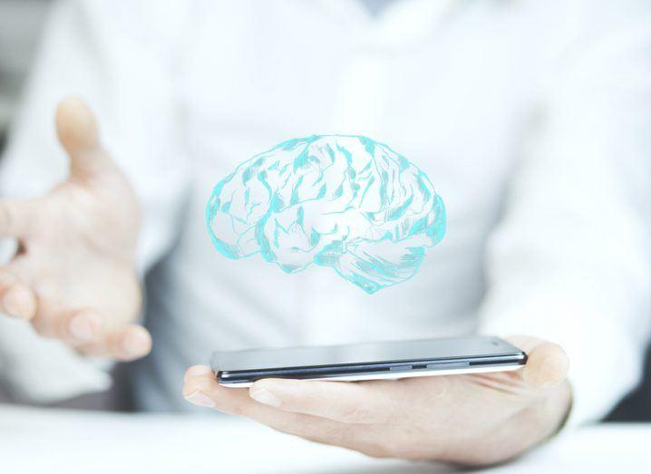 Brain over screen