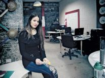 Nuritas founder Nora Khaldi adds another prize to trophy cabinet