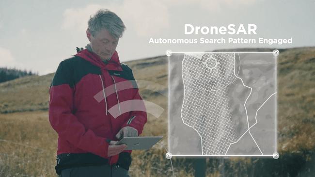 DroneSAR