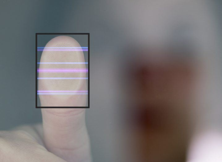 Simprints looks at biometric identification technology. Image: Chris Colthof/Shutterstock