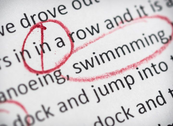 Grammarly. Image: B Calkins/Shutterstock
