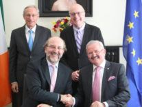 Fraunhofer Project Centre opens at Dublin City University