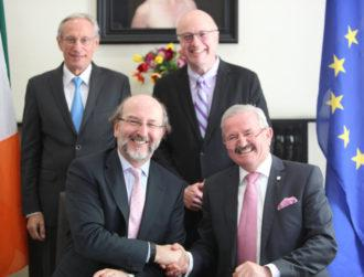 Fraunhofer Project Centre opens at Dublin City University